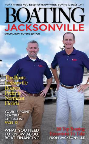 Boating Jacksonville Magazine