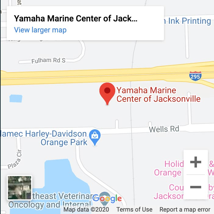 Yamaha Marine Center Location